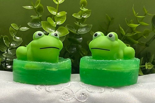Baby Frog Soap