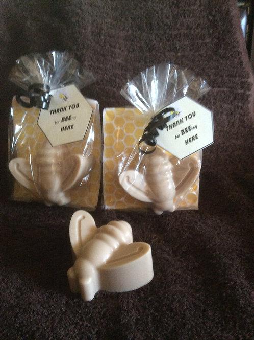 Honey Bee with Goat Milk Soap