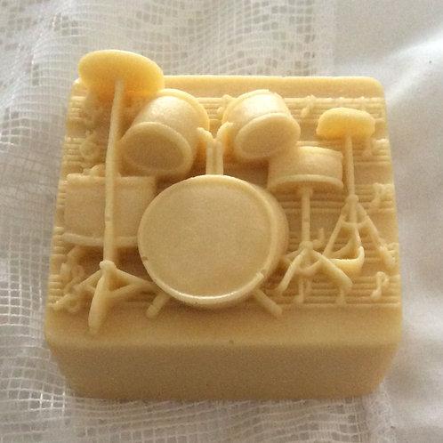 Drum Set Soap