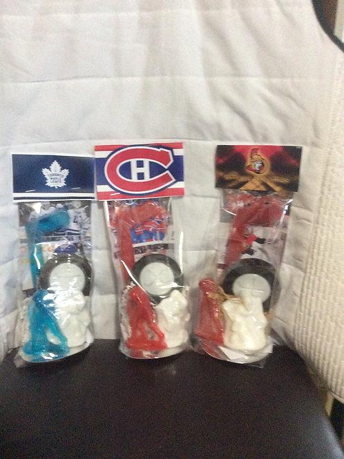 Hockey Set Soap Set