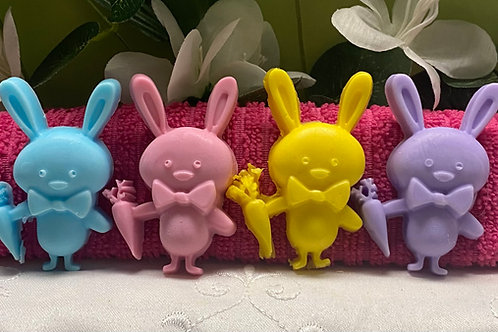 Mini Rabbit Soap