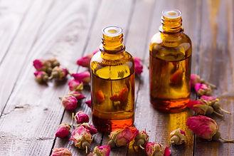Massage oil Blends  shutterstock_2428733
