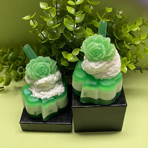 Shamrock Cupcake