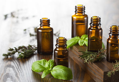 Copy of Essentials oils for aromatherapy