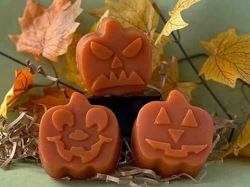 Craved Pumpkin Soap