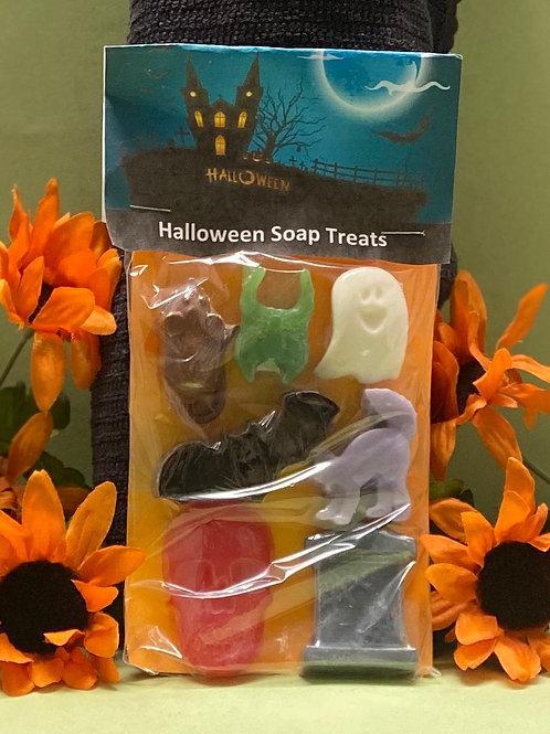Halloween Soap Treats