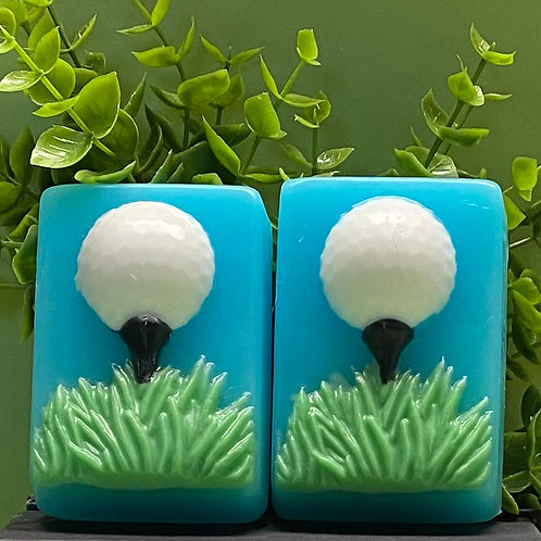 Tee Off Soap
