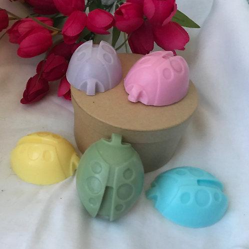 LadyBug Soap