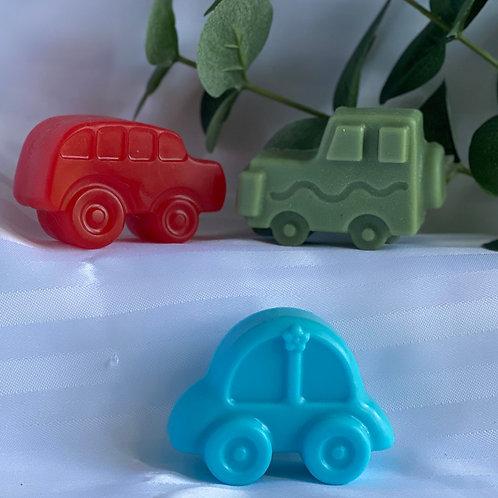 Baby Cars Soap