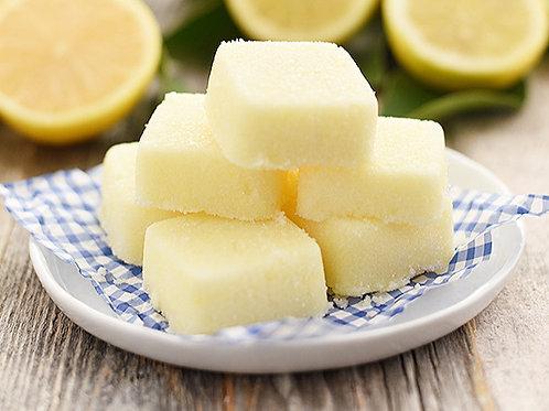 Lemongrass Sugar Scrub Cubes