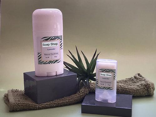 Natural Deodorant - Lavender