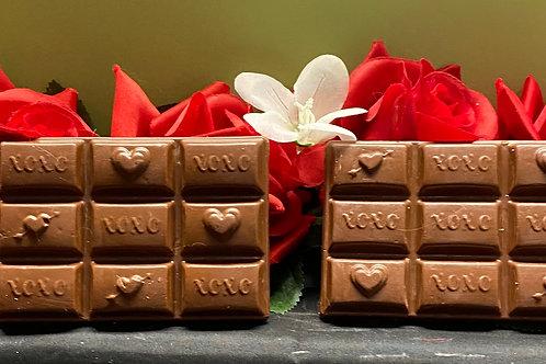 I Love Chocolate Soap
