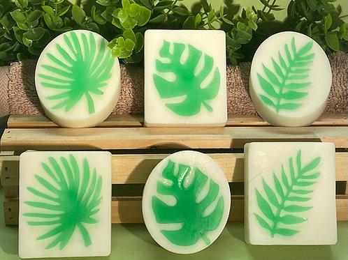 Leaf Shea Butter Soap