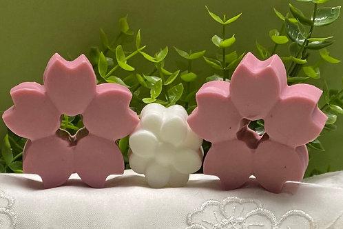 Flower Petal Trio