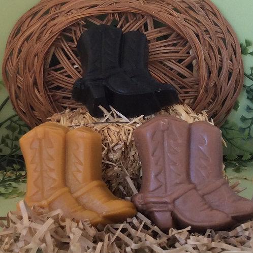 Cowboy Boots Soap