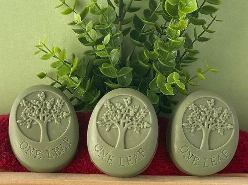 Coconut Oval Tree Shea Butter Soap