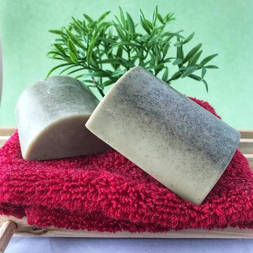 Tea Tree & Rosemary Facial Soap