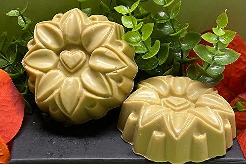 Yellow Clay & Geranium Soap