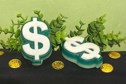 Dollar Sign Soap