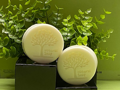 Tree of Life Circle with Triple Butter Soap