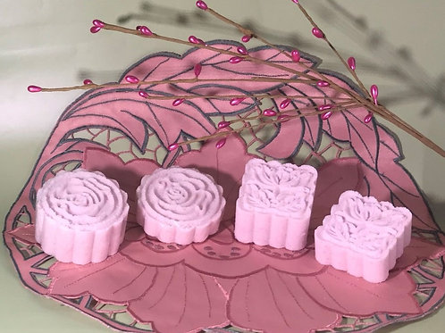 Moon Cakes - Rose