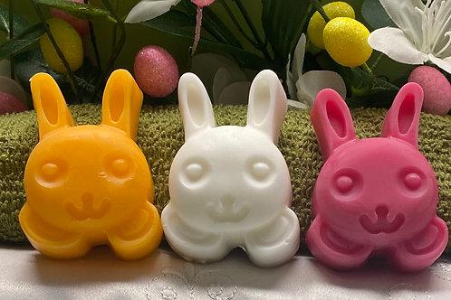 Rabbit Face Soap