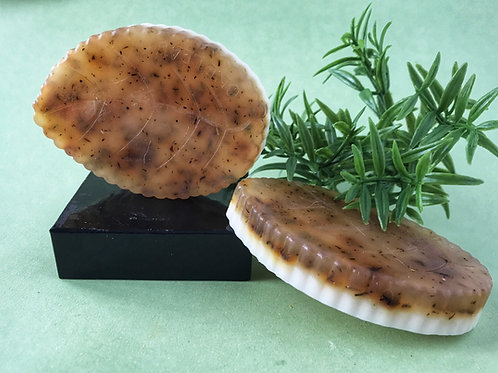 Thyme Leaf Shea Butter Soap