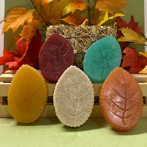 Fall Leaf Soap