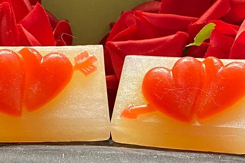 Double Love Soap