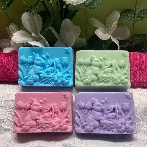 Spring Basket Soap
