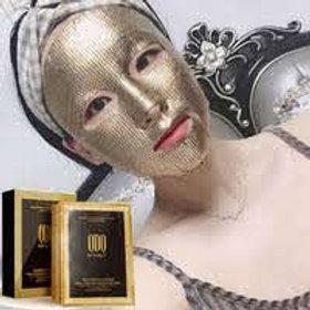 Gold Carnosine Honeycomb Mask