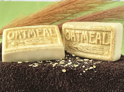 Oatmeal & Raw Honey Unscented with Goat's Milk