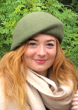 Katrin mit dem zauberhaften Hut Femke