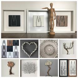 Collage Nagelbilder
