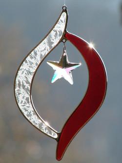 Glashänger Stern