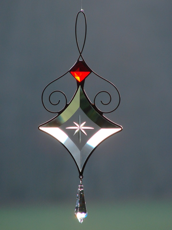 Glashänger Prisma