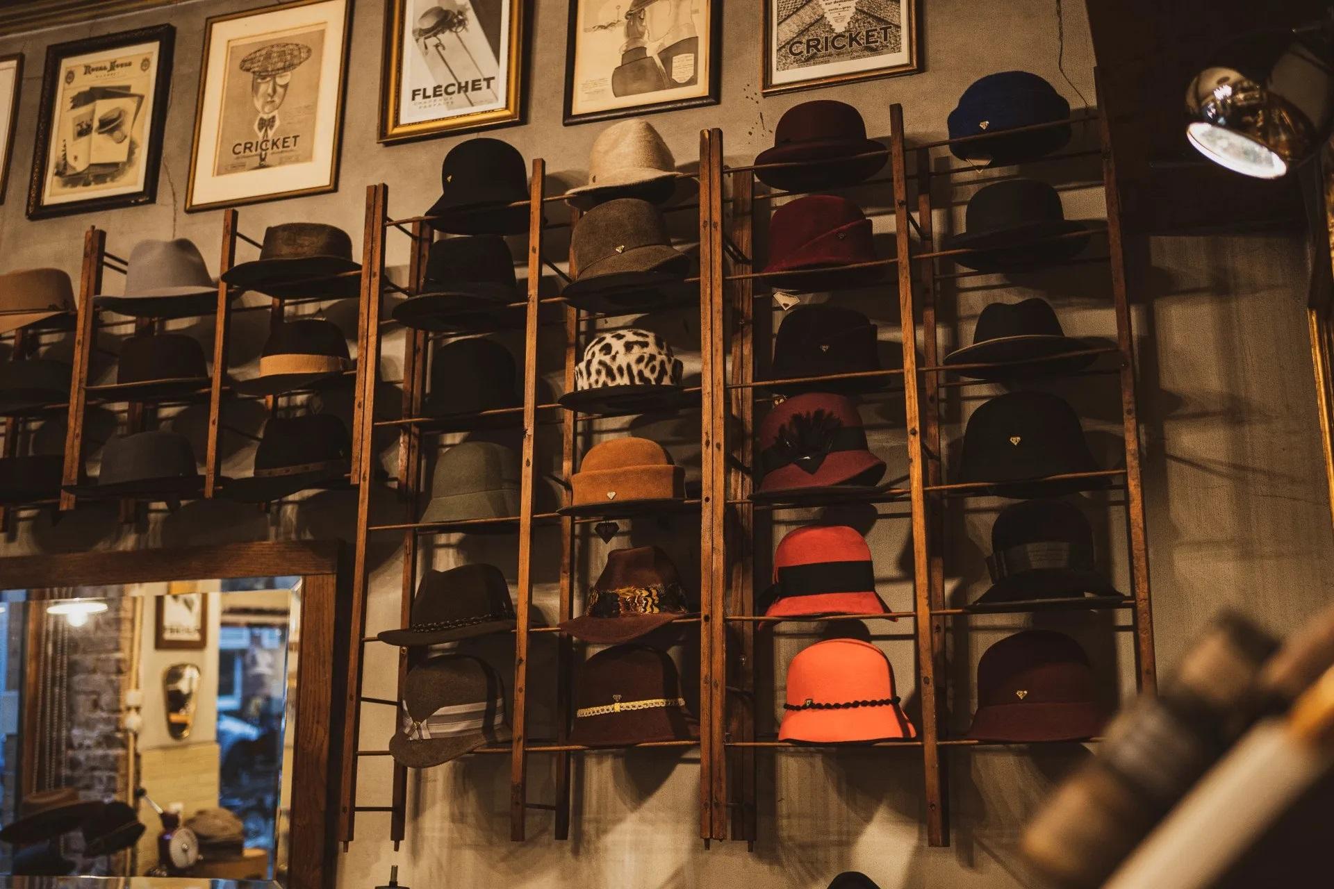 Unser Hutmuseum - Treten Sie ein!
