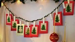 Weihnachtskarten Baum
