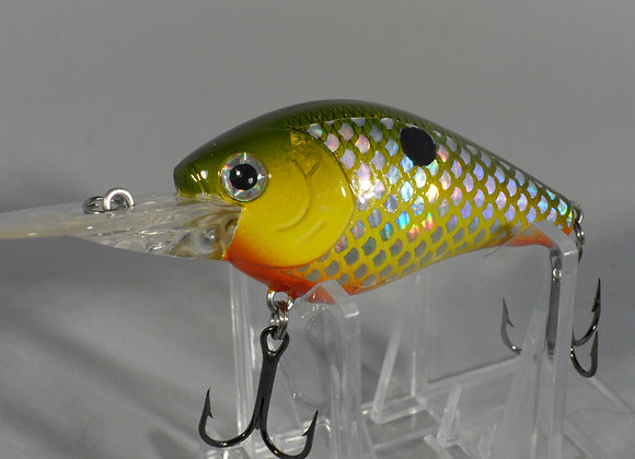 1.5 DD Candy Yellow Hologram