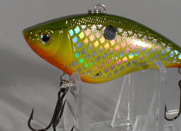 Lipless Candy Yellow Hologram