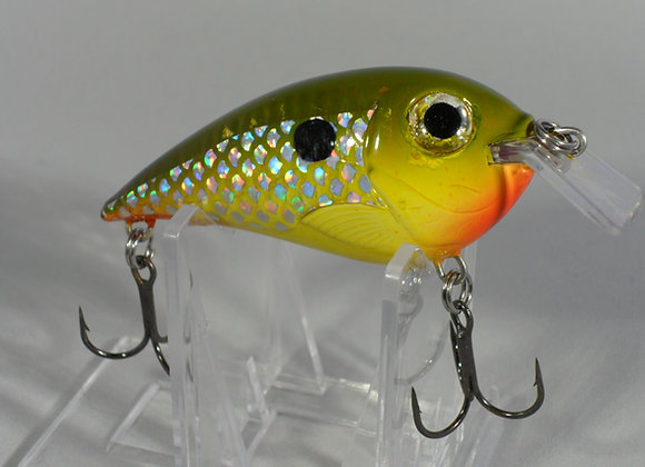Rapala Candy Yellow Hologram