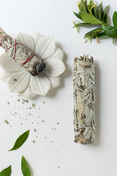 Wild White Sage Smudge - Large