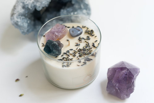 Calming Spell Candle