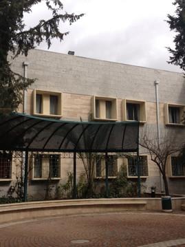 Instalaciones Kiriat Moriah