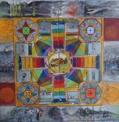 La Transhumance du Mandala