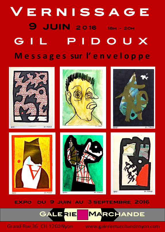 GIL PIDOUX