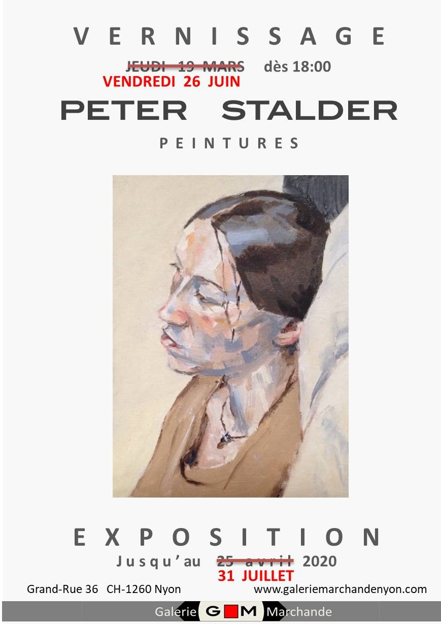 Peter Stalder - Flyer II