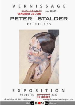 Peter Stalder - Flyer II