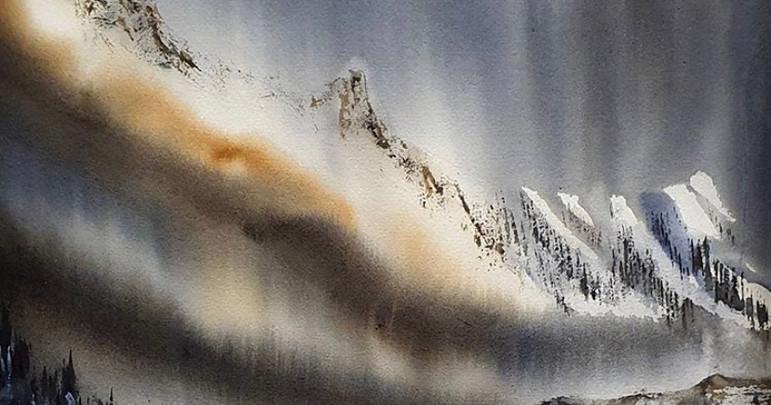 Dalila Imadalou - Spirit of the montain