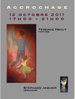 TERENCE PROUT